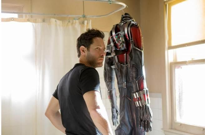 Ant-Man Paul Rudd
