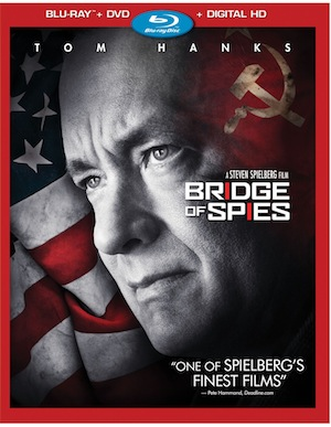 Bridge of Spies Blu-ray Cover