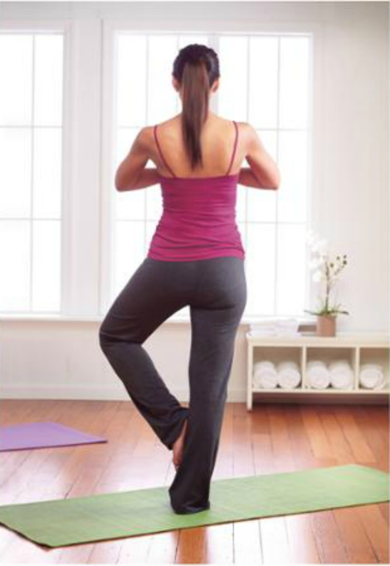 Depends Silhouette Active Fit Women Yoga Pose Yoga Pant Challenge Yoga Pant Approved
