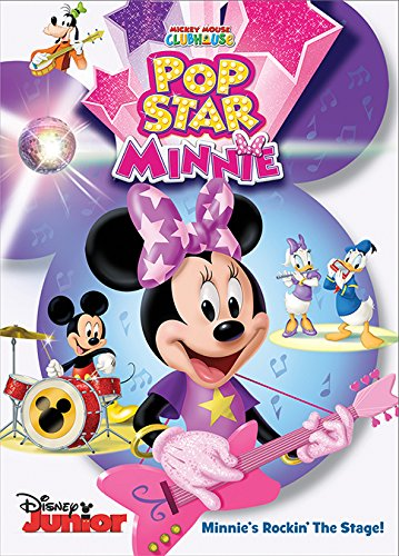 Mickey Mouse Clubhouse Pop Star Minnie