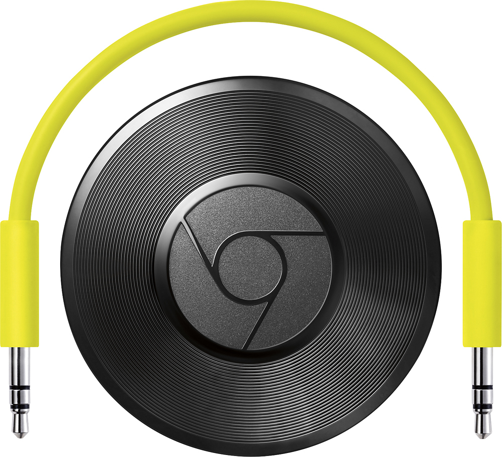 Google Chromecast Audio: Streaming Music Over Wifi @BestBuy